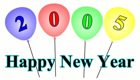 Chúc mừng năm mới 2005
