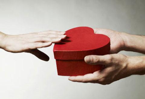 Quà tặng tình yêu