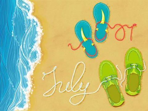 Tháng 7 tưng bừng