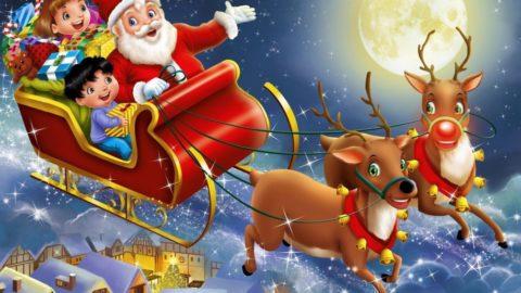 Người yêu của Santa Claus